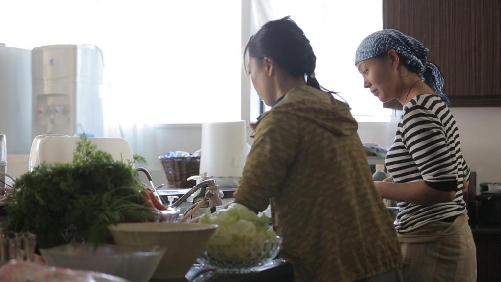 イベント撮影 北野 料理