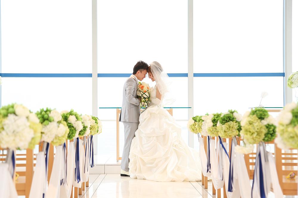 結婚式当日・前撮りプラン