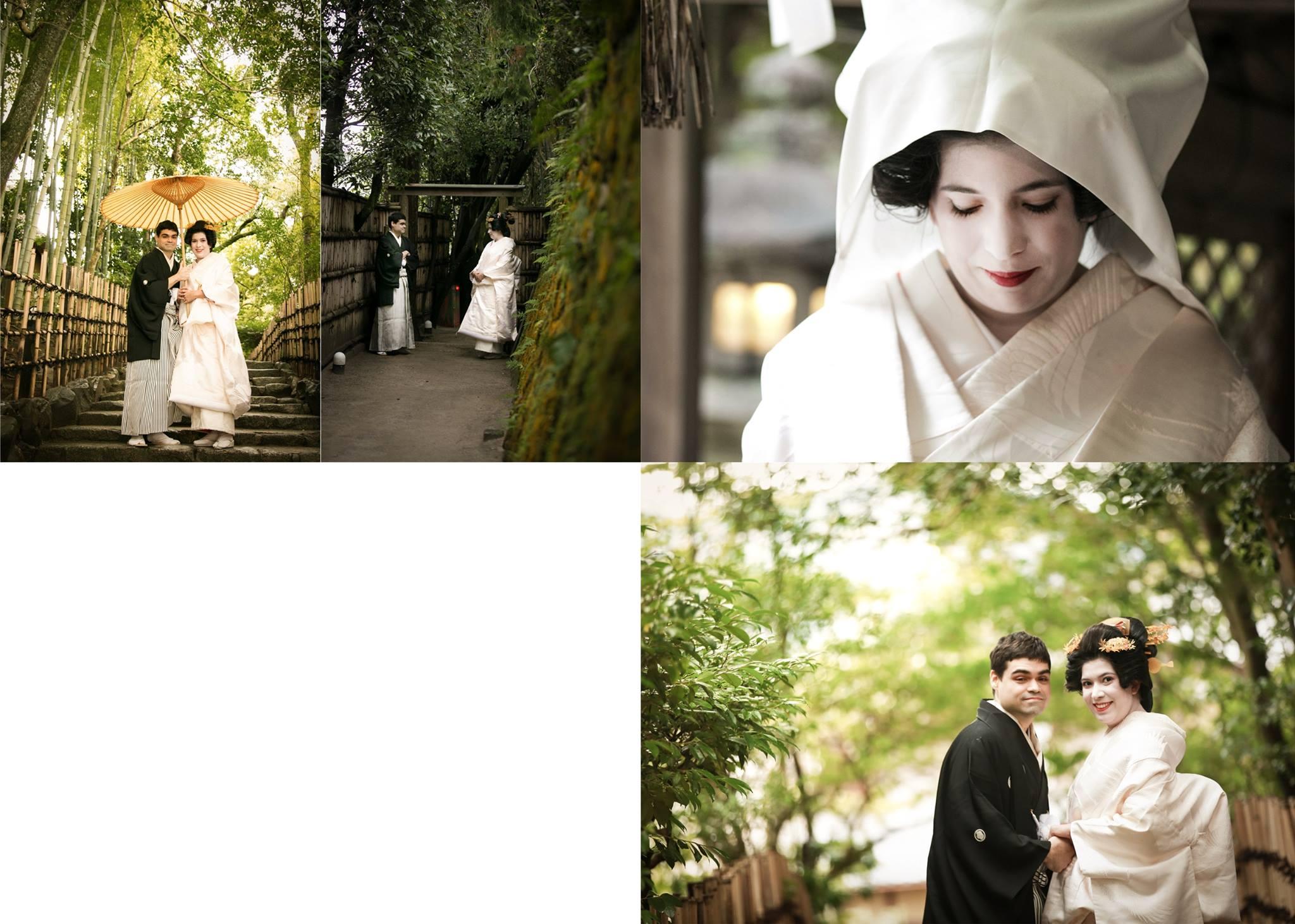 和婚礼の京都、バウリニューアル
