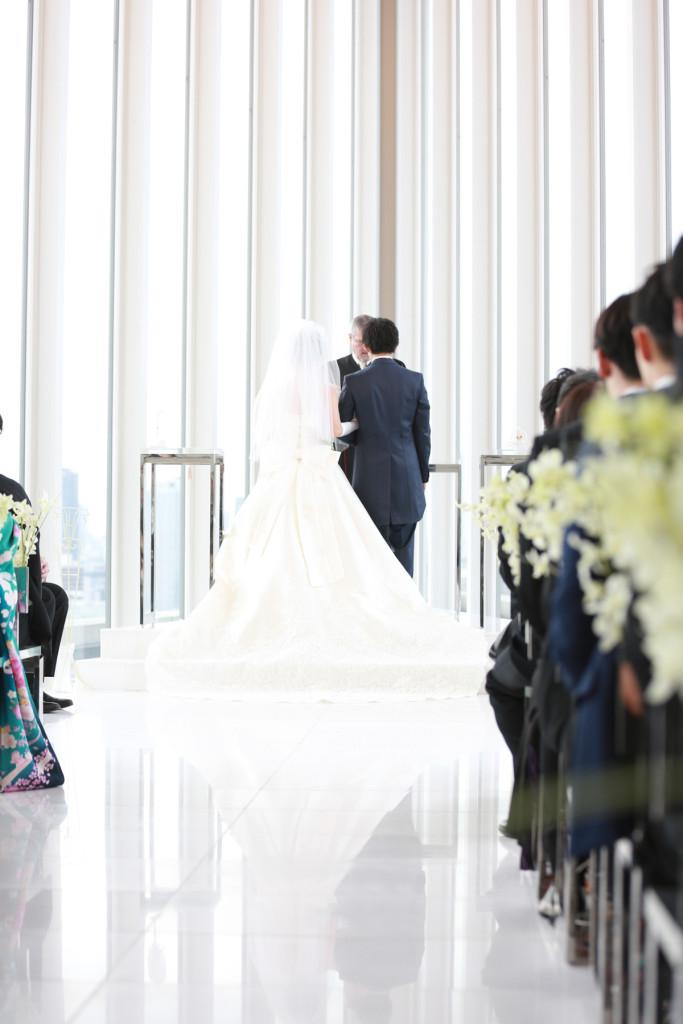 アルモニーアンブラッセ Wedding 撮影