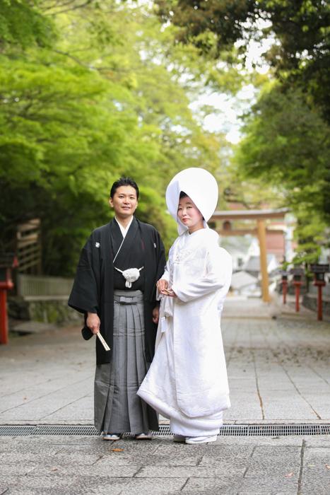 大阪 神社式撮影