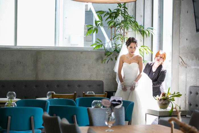 結婚式 教会式撮影