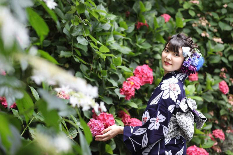京都 和装撮影