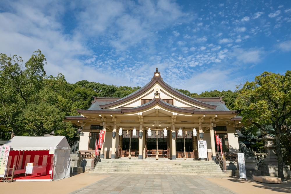 湊川神社 神戸