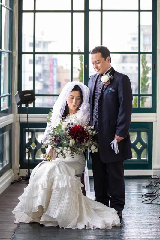 グッケンハイム 結婚式撮影