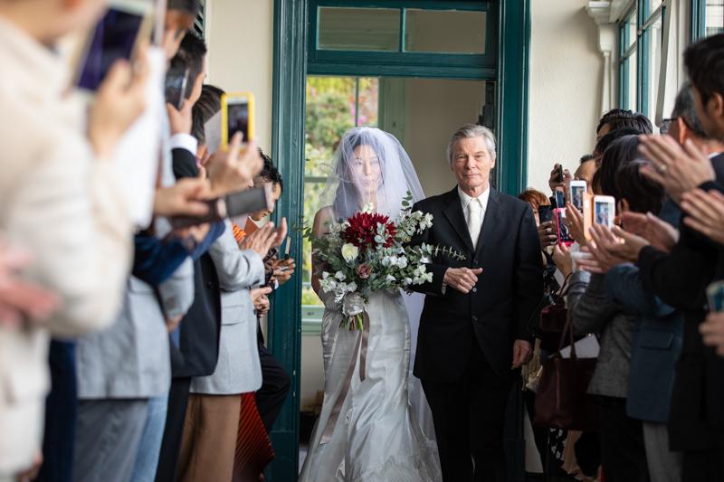 グッケンハイム邸 Wedding
