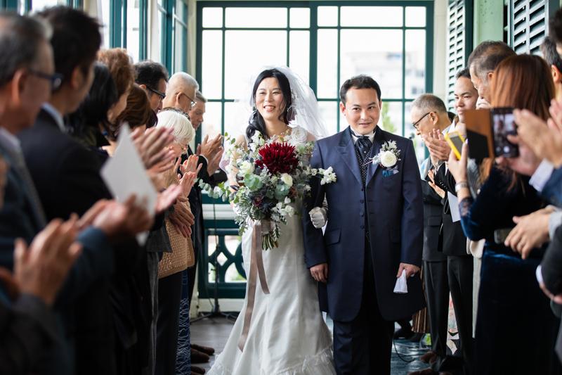 グッケンハイム結婚式