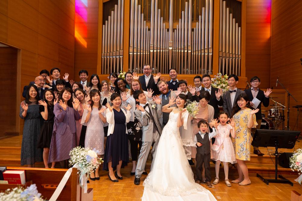 神戸 教会式