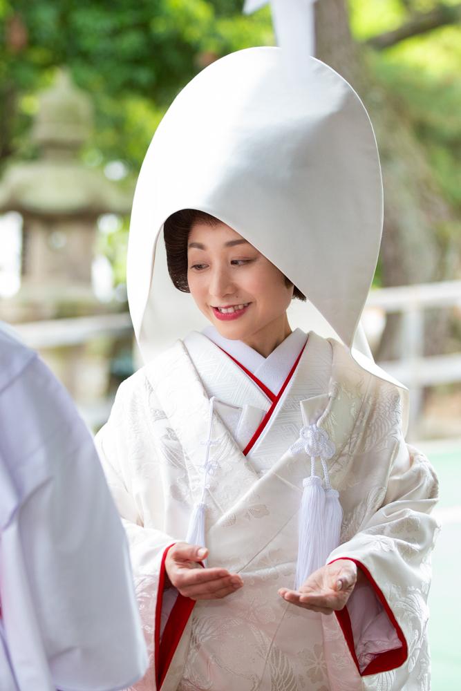 日本の結婚式 大阪