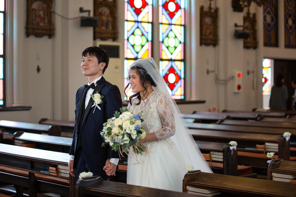 夙川カトリック教会 結婚式