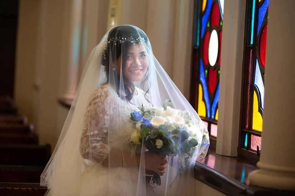 花嫁 ウエディングドレス