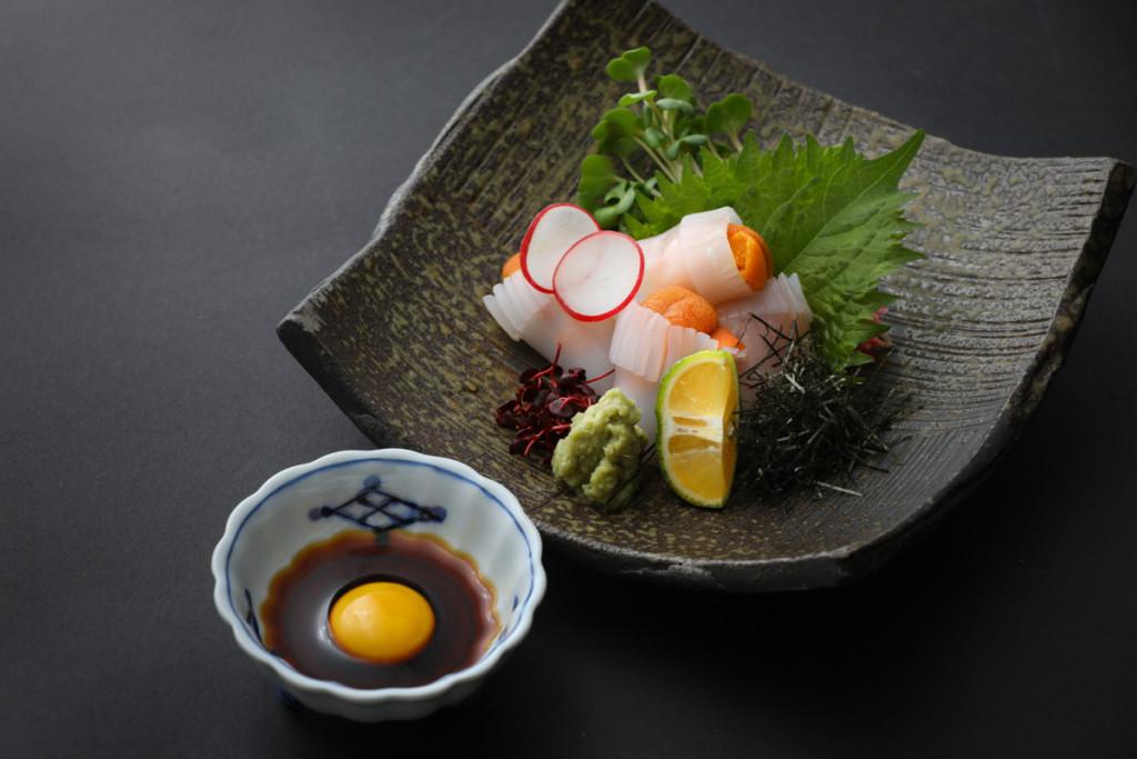 日本料理撮影