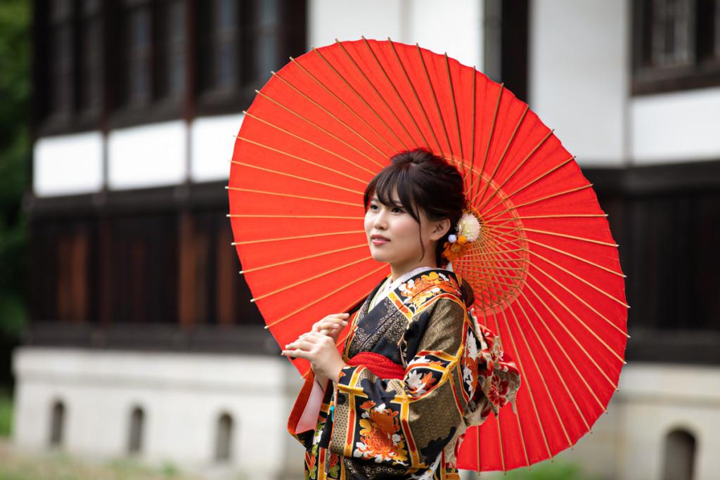 奈良の成人式前撮り