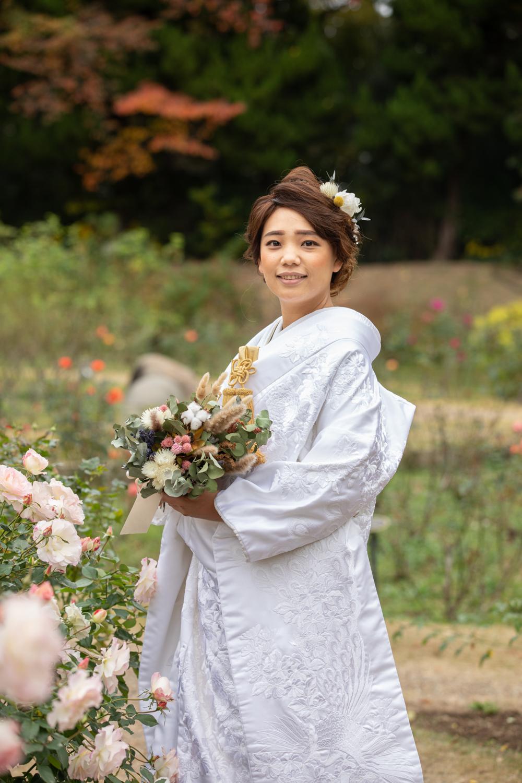 和婚礼 前撮り